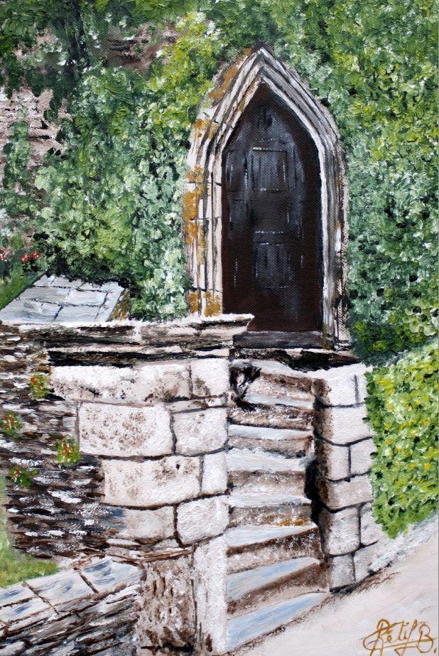Rochefort en terre escalier for Escalier en terre